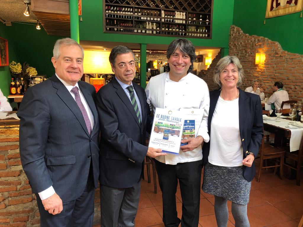 A colloquio con Alessandro Bizzarri, Presidente dell'Accademia Italiana della Cucina